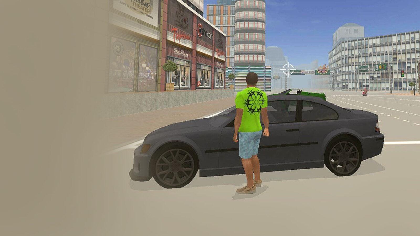Скачать Vegas Crime Simulator на компьютер для Windows 7, 10