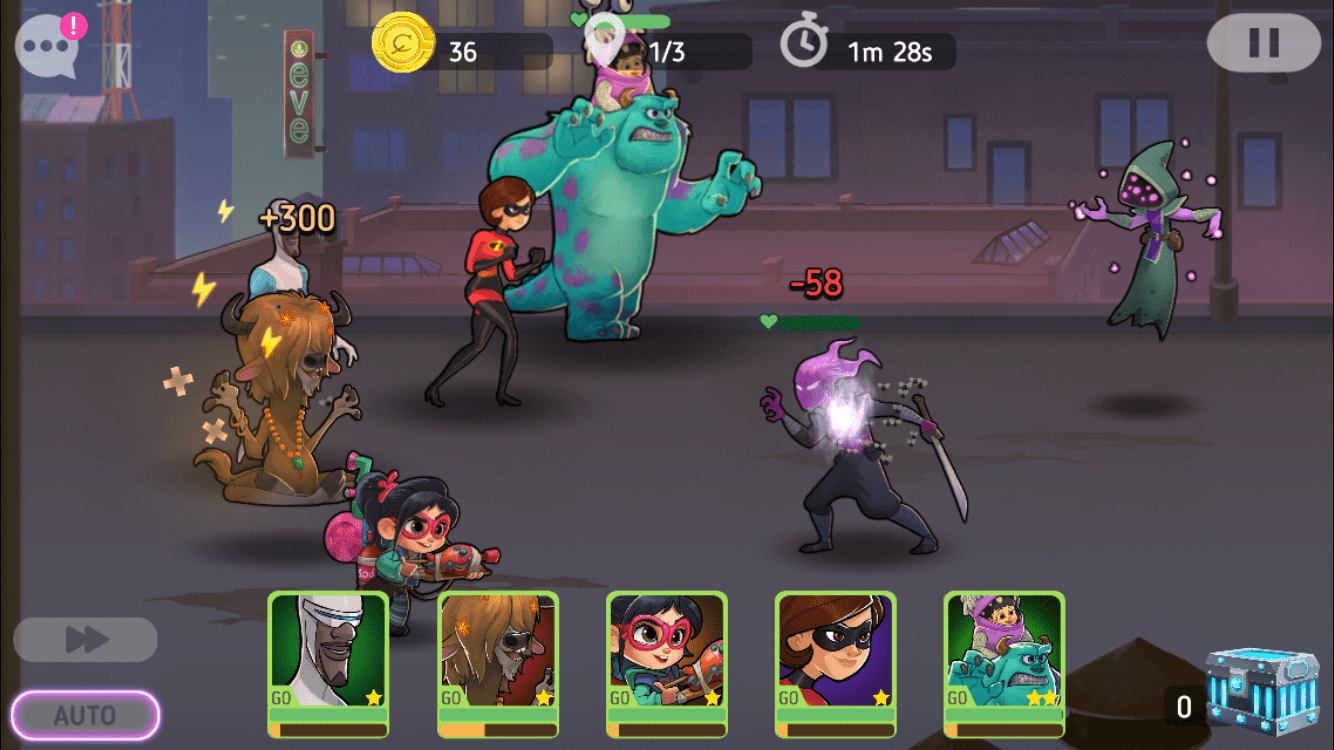 Скачать Disney Heroes: Battle Mode на компьютер для Windows 7, 10