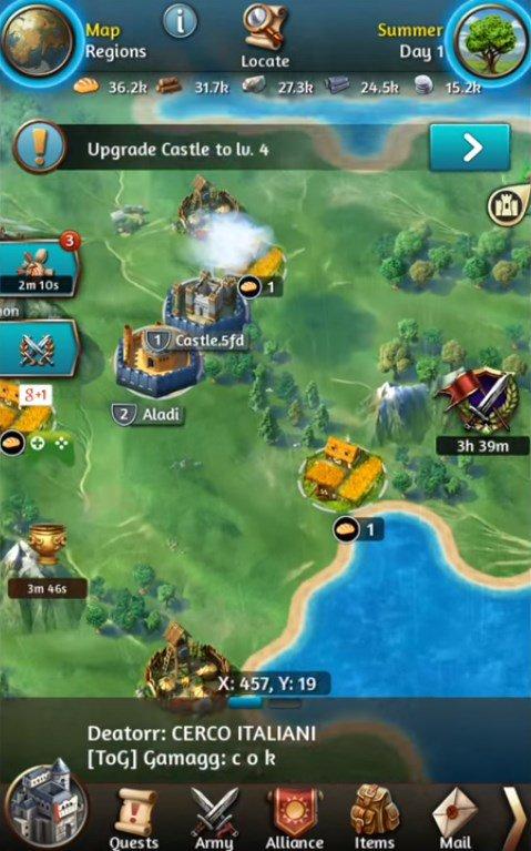 Скачать March of Empires: War of Lords на компьютер для Windows 7, 10