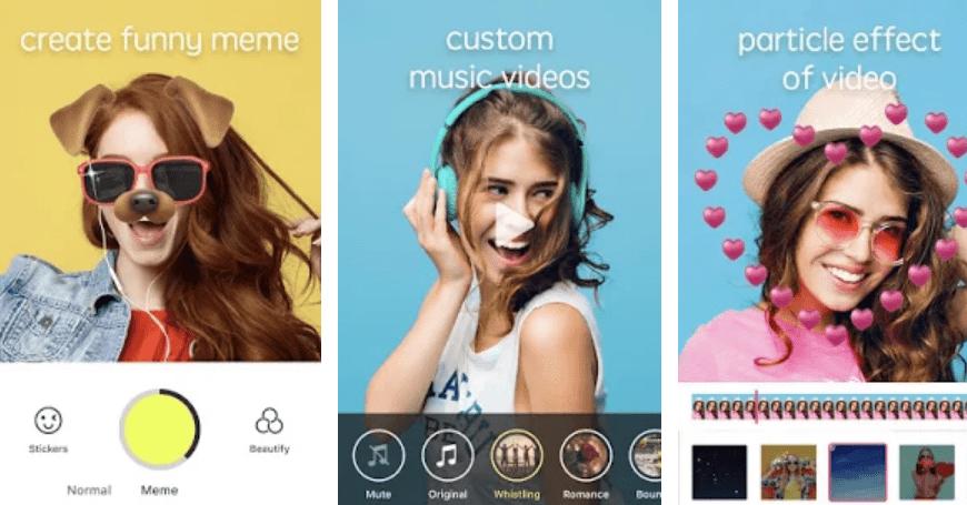 Скачать Sweet Snap Face Camera на компьютер для Windows 7, 10