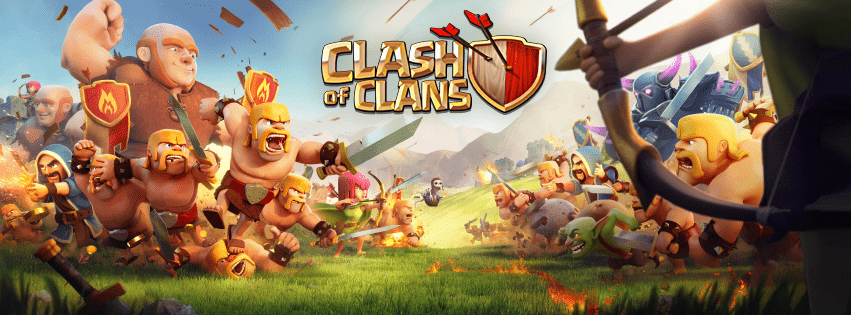 Как играть онлайн в Clash of Clans  на компьютере