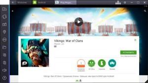 Vikings: War of clans на компьютер