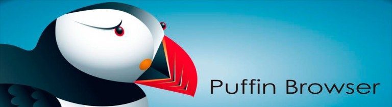 Puffin web-browser для компьютера