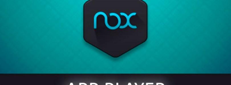 nox app player скачать