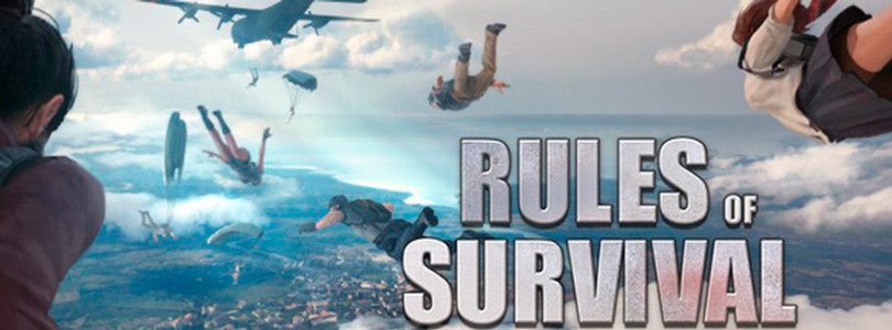 rules of survival на ПК